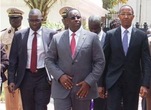 Macky Sall veut un texte de loi pour engager directement et exclusivement la responsabilité pénale des ministres