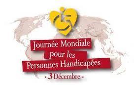 Déclaration pour la journée internationale des personnes handicapées