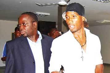 Préparation Can 2013 : Thierno Seydi confirme l'arrivée de Drogba à Chelsea