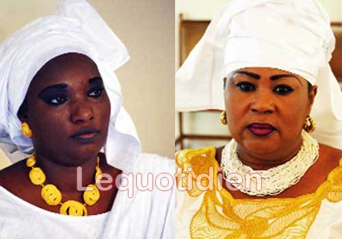 Deux députées de Bby se battent à Touba : Mame Khary Mbacké et Amy Cheikh Yaba Diop chahutent la mémoire de Serigne Saliou