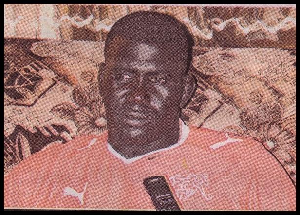 Le lutteur Khadim Ndiaye demande à Dieu de lui punir l'animateur Bécaye Mbaye