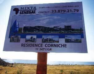 Pierre Goudiaby Atépa saisi Macky Sall pour s'opposer à un projet immobilier sur la corniche