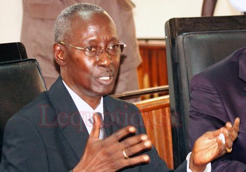 Rejet par la Cour suprême de la plainte contre le Procureur Alioune Ndao