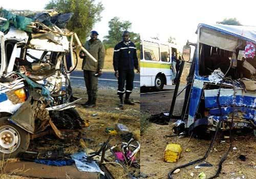 26 morts sur la route de Touba entre samedi et mardi : un magal à SANG à l'heure