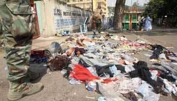 Trois jours de deuil national après la bousculade mortelle d'Abidjan