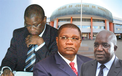 Biens présumés mal acquis : Baldé, Ngom et Sarr en route vers la Haute cour