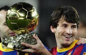 Ballon d'or : Messi puissance quatre ?