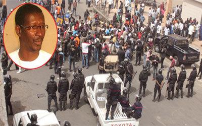 Université Cheikh Anta Diop : Marie Teuw Niane déclare la guerre aux fauteurs de troubles