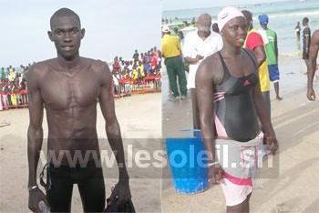 Natation - Traversée de TARRAFAL au CAP-VERT : Yaye Diadou Diagne et Adama Thiaw Ndir vainqueurs