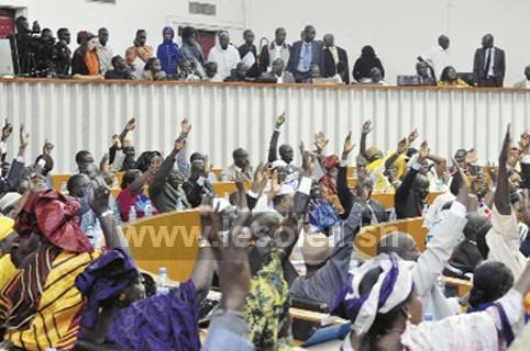 Assemblée nationale : Oumar Sarr, Ousmane Ngom et Abdoulaye Baldé perdent leur immunité
