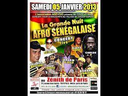 Défection à la soirée afro-sénégalaise du Zénith (France) : Koutia, Dara J, Pape Thiopet, Salam Diallo menacés de plainte en France