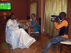 L'artiste chanteur Ousmane Gangué : «Je ne vais plus rester en France, j'ai rendu ma carte de séjour»