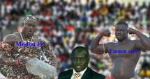 LUTTE AVEC FRAPPE Modou Lo-Eumeu Sène couronne la saison d'Aziz Ndiaye
