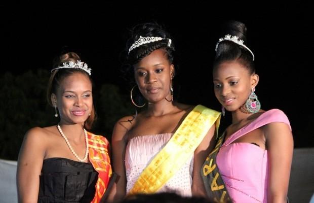 Miss Dakar et ses dauphines