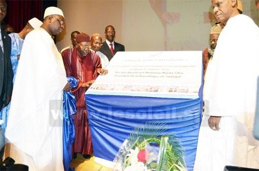 Parrainage d'infrastructures : Le Port de Dakar rend hommage aux guides religieux