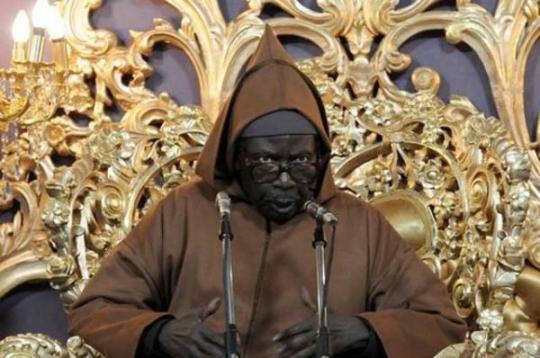 PRESENCE DU KHALIFE CHEIKH TIDJANE SY AU GAMOU Tivaouane est toujours dans l'expectative