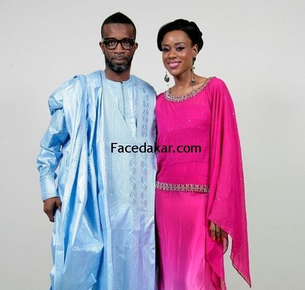 Bouba Ndour et Dyana Seck…une complicité qui fait jaser