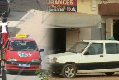 NON CONTENTS DU NOUVEAU CODE DES IMPOTS : Les moniteurs d'auto-école suspendent les examens de conduite