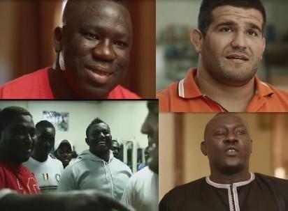 [Vidéo] Très beau reportage de Canal + sur Juan : En invité Yékini qui revient pour la première fois sur sa défaite depuis des mois