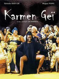 Retour d'exil de l'actrice «Karmen», Vedette d'un film polémique: «Faire la scène de la nudité, ce n'était pas facile»