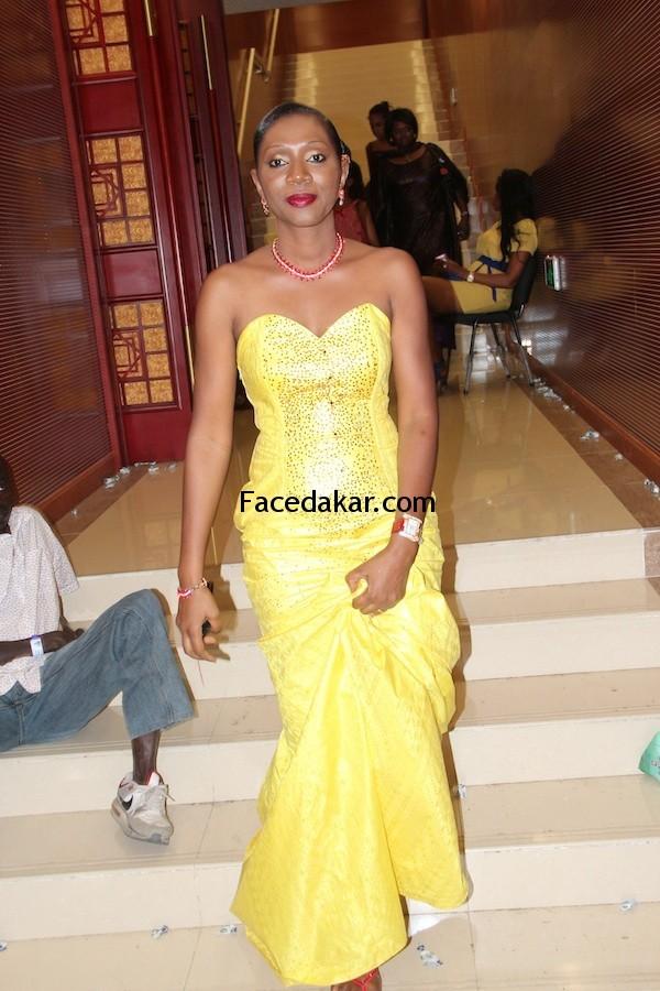 NGONE NDOUR : Elle assure  pour You !