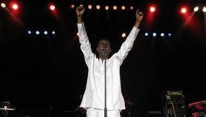 Youssou N'Dour Samedi 12 octobre 2013 à Paris Bercy