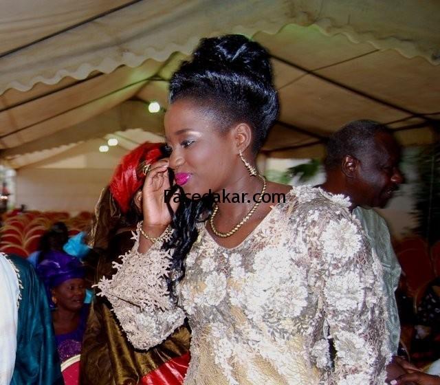 Maguette Mboup, la fille de Serigne Mboup s'est mariée!!!