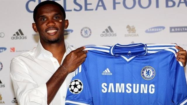MERCATO : Samuel Eto'o rejoint officiellement Chelsea