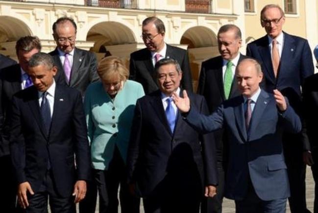 SYRIE - Obama et Poutine se sont parlé en vain, le G20 coupé en deux