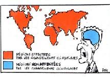 CHANGEMENTS CLIMATIQUES: Le réchauffement en question
