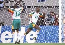 Les « Lions » déjà en plein dans le match face au Mozambique