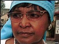 Canada: Pas de visa pour Winnie Mandela ex femme de Nelson Mandela