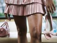 ÉTÉ 2007 : TENDANCE «COURTE» ET TRÈS «SÉRRÉE» La mode revient aux «minis» et collants