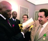 BATAILLE AUTOUR DE LA CESSION DU TERMINAL DU PORT DE DAKAR Sarkozy fait pression sur le président Wade