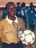 Arbitrage coupe du monde féminine : La Sénégalaise Fatou Gaye sélectionnée par la Fifa