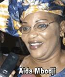 AIDA MBODJI DEVANT SES MILITANTS À BAMBEY: «C'est par la radio que j'ai appris que je n'ai pas été reconduite»