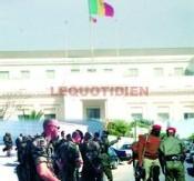 AFFRONTEMENT entre militaire Français ivres et policiers Sénégalais: Bordel choisi devant le palais