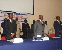 LE PRESIDENT DE LA REPUBLIQUE A L'UGB DE SAINT-LOUIS : « Il faut révolutionner les mentalités pour développer l'Afrique »