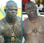 Ousmane DIOP et Coly FAYE au 3è gala de 'Gaston Productions' : Un combat qui sent le soufre