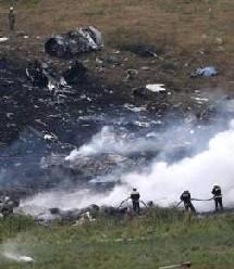 NOUVELLE CATASTROPHE AERIENNE: Un avion d'Angolan Airlines s'écrase à l'attérissage