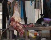APRES LE DEGUERPISSEMENT DU MARCHE DE LA SERAS: Forte hausse sur le prix de la viande