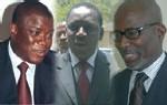 Lamine BA passe le témoin à quatre ministres : Quand la passation de service prend les allures d'un meeting politique