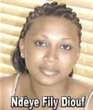 FLASH sur l'animatrice Ndèye Fily Diouf