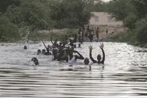 POLLUTION DU LAC DE GUIERS:Menaces sur l'eau à Dakar ?
