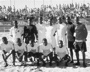 ARRIVEE DES LIONS DU BEACH SOCCER: Les vice-champions d'Afrique accueillis avec 35000 fcfa