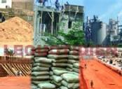 PENURIE ET SPECULATION - UN PRODUIT DANS TOUS SES ETATS : Une mafia happe le ciment