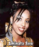 FLASH sur Aminata Sow: Miss Dakar 2007