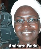 FLASH sur la camerawomen Aminata Wade