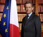 VISITE: Un accord et deux conventions de financement au menu du séjour de Sarkozy