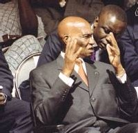 Présidence de la République: Me Wade met fin aux fonctions de ses ministres d'Etat